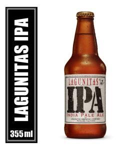 Lagunitas Ipa Long Neck 355ml | R$6