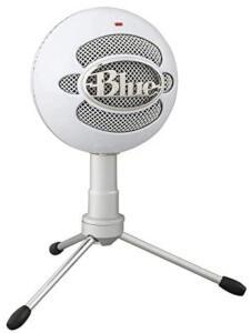 [PRIME] Microfone Condensador USB Blue Snowball iCE com Captação Cardióide | R$370