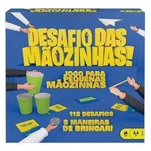 Jogo Mattel Desafio das Mãozinhas | R$25