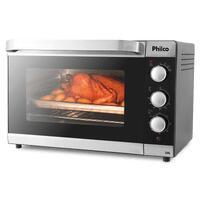 Forno Elétrico Pratic Cook Mondial, Grelha Retrátil, 650W, 6 Litros, Preto - FR09- 220V | R$180