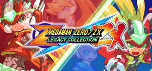 Mega Man Zero/ZX Legacy Collection | R$46