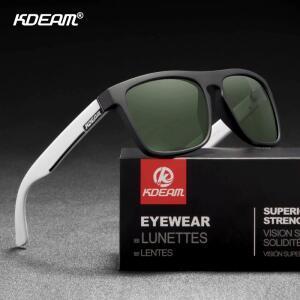 (Primeira Compra) Óculos de Sol Kdeam Polarizado | RS25