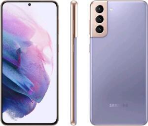"[C.Ouro] Smartphone Samsung Galaxy S21+ 128GB Violeta 5G - 8GB RAM Tela 6,7"" | R$3824"