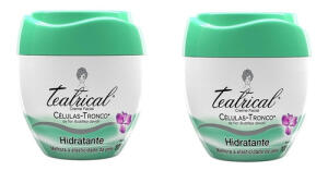 [Kit com 2] Creme Facial Hidratante Teatrical 100g   R$10