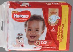 (BIG Campinas/SP) Huggies Supreme Care G 132 unidades | R$68