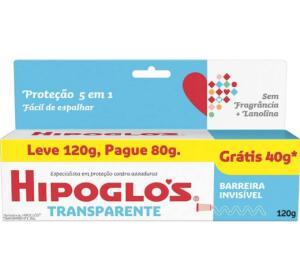 Hipoglós Transparente 120G | R$30