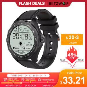SmartWatch BlitzWolf BW-HL3 Men Women's | R$203