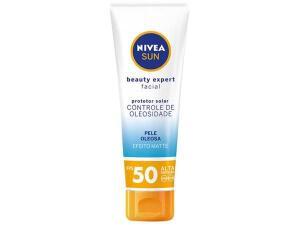 Protetor Solar Facial Nivea FPS 50 Efeito Matte | R$24