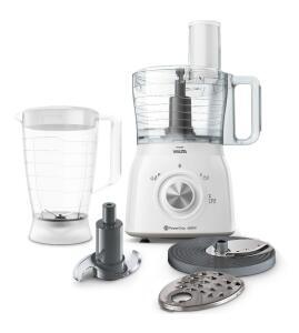 [APP] Multiprocessador de Alimentos Philips Walita RI7630 com Liquidificador 600w Branco  R$199