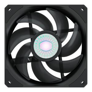 Cooler para Gabinete, Cooler Master, SickleFlow MasterFan, 120mm 1800RPM, | R$ 46