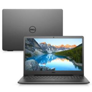 "[APP]Notebook Dell Inspiron i3501-U25P 15.6"" HD 10ª Geração Intel Core i3 4GB 256GB SSD Linux Preto | R$ 2760"