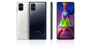 Smartphone SAMSUNG GALAXY M51 128GB / 6GB PRETO | R$ 1799