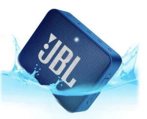 Caixa som Speaker Portátil Bluetooth JBL GO2 azul