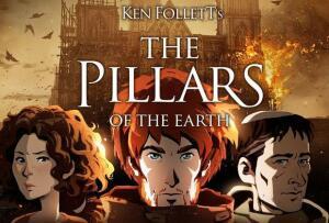 (GRÁTIS) Ken Follet's The Pillars of the Earth
