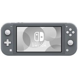 [APP + AME R$1507,50] Nintendo Switch Lite Cor Cinza   R$1.594