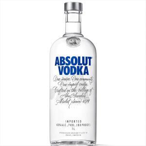 Vodka Absolut 1L | R$54