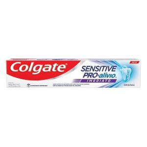 Creme Dental Colgate Sensitive Pro-Alívio Imediato Original 90g | 3 unid | R$7,90 cada