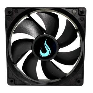 Cooler FAN Rise Mode Black 120mm 1500rpm - RM-BK-01-FB | R$10
