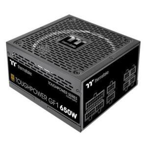 Fonte Thermaltake TT Toughpower GF1 Fully, 650W, 80 Plus Gold, Modular | R$550
