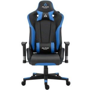 Cadeira Gamer Alpha Gamer Zeta Black Blue - AGZETA-BK-BL | R$1170