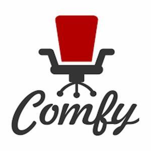 Cadeiras Comfy | 5% OFF