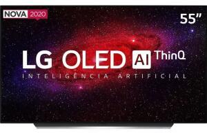 [APP] Smart TV OLED 55'' LG Ultra HD 4K   R$4536
