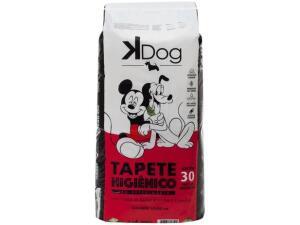 [C. Ouro] Tapete Higiênico KDog Disney 30 Unidades | R$28