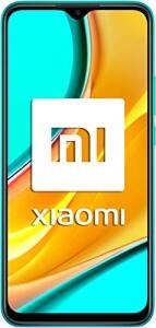 Smartphone Xiaomi Redmi 9 64gb 4gb Ram Ocean Green Verde | R$1068