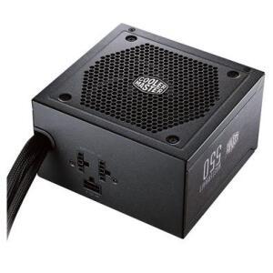 Fonte Cooler Master MasterWatt 550 Bronze Semi-Modular | R$360