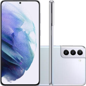 [Com AME R$4299 ] Smartphone Samsung Galaxy S21+ 128GB