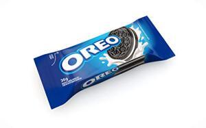 [Prime] 10 Unid - Biscoito Chocolate Recheio Baunilha Oreo Pacote 36g | R$ 13