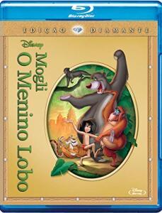 Mogli O Menino Lobo Edição Diamante [Blu-ray] | R$ 20