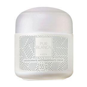 Desodorante Creme Antitranspirante Pur Blanca - 55g | R$3