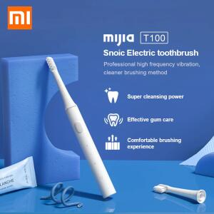 Escova de dente Elétrica Xiaomi Mijia T100 Sonic | R$ 56