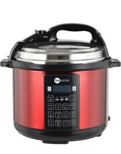 Panela de Pressão Elétrica Multifuncional 5L - Fun Kitchen | R$320