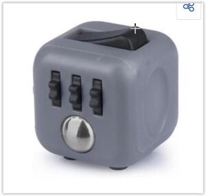 Cubo Anti Stress Certificado Fidget Cube - Candide | R$ 23