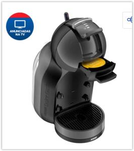 Cafeteira Expresso Arno Dolce Gusto Mini Me Automática - Preta | R$ 332