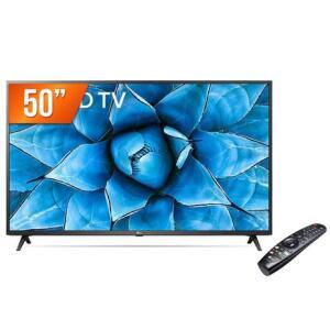"[Reembalado] Smart TV 50"" LG UHD 4K | R$2299"