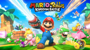 Jogo Mario + Rabbids Kingdom Battle Gold Edition - Nintendo Switch | R$70
