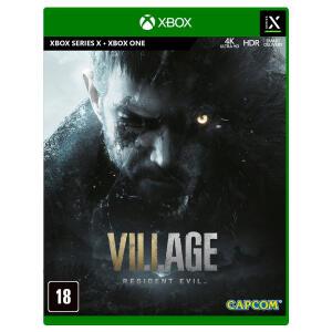 [APP] Game Resident Evil Village Br - Xbox