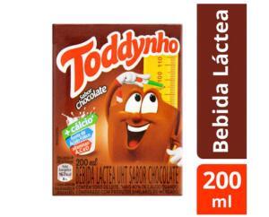 Bebida láctea Toddynho chocolate | R$1,17