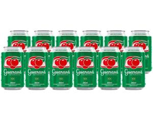 (magalu pay + cliente ouro   R$68) 5cx Refrigerante Lata Guaraná Antarctica Diet - 12 Unidades 350ml   R$93