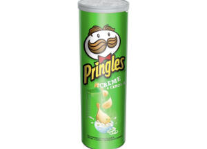 Batata Pringles Creme e Cebola 120g | R$6,6