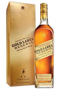 Whisky Johnnie Walker Gold Label Reserve 750ml | R$157