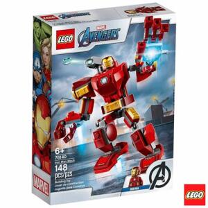 LEGO® Super Heroes - Robô Iron Man - 76140 | R$ 69