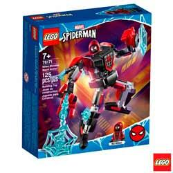 LEGO® - Super Heroes - Armadura Robô de Miles Morales - 76171 | R$ 69