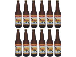 (Cliente Ouro ) Cerveja Antarctica Original Lager Pilsen - 12 Unidades 600ml | R$ 68