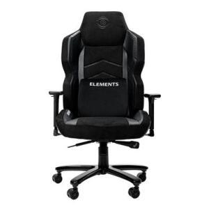 Cadeira Gamer Elements Magna Nemesis - Suede/Braço 3D (1.8m - 130kg) | R$1798