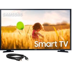Samsung Smart TV LED 40'' Tizen FHD 40T5300 2020 + Cabo HDMI 1.4 1,8 m | R$1599