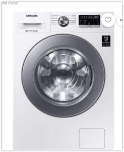 [Reembalado] Lava e Seca Samsung 3 em 1 WD4000 com Lavagem a Seco | R$ 2400